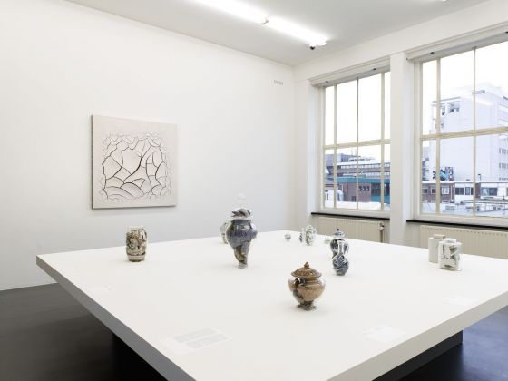 An exhibition with works by…, Exhibition view at Witte de With Center for Contemporary Art, Rotterdam 2020. Photo Kristien Daem