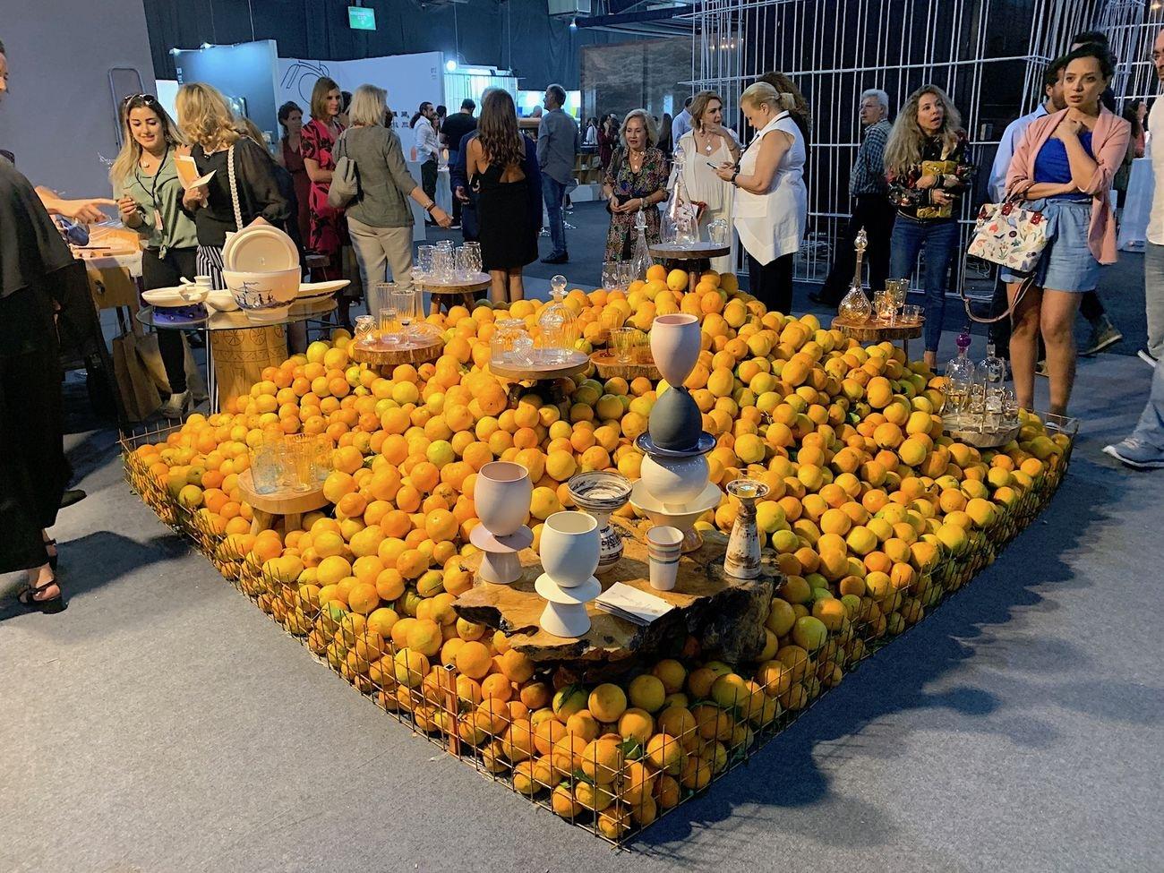 Beirut Art Fair 2019, photo Claudia Zanfi