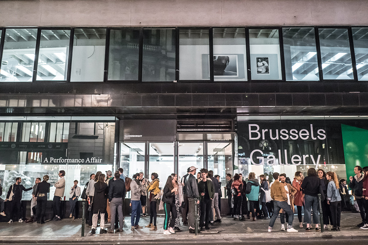 Bruxelles Gallery Weekend