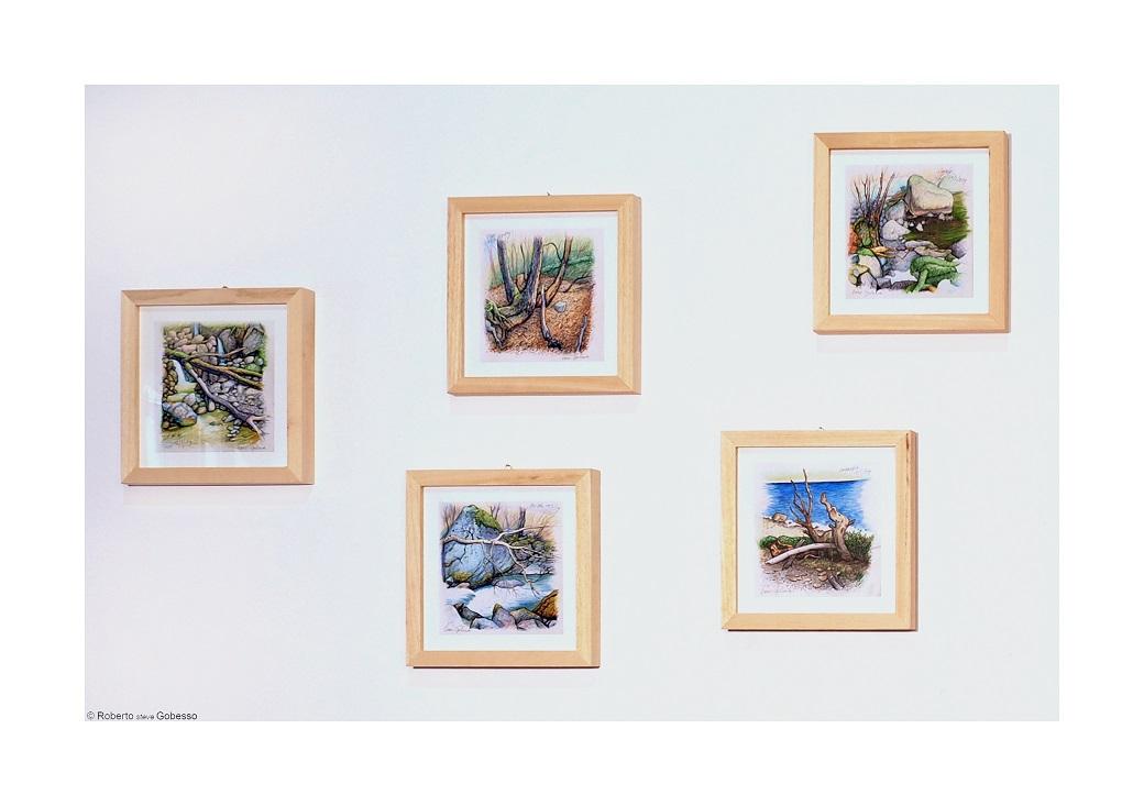 ''Collage - collection storage'' Todi 2020 Courtesy Roberto Steve Gobesso