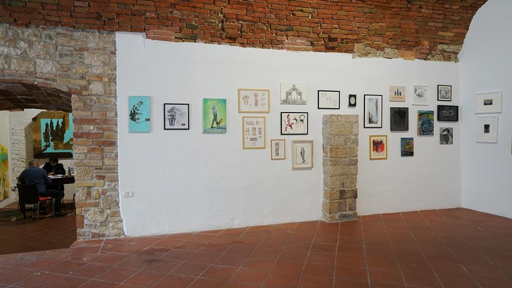 ''Collage collection storage'' Todi 2020 Photo Courtesy Celsauri