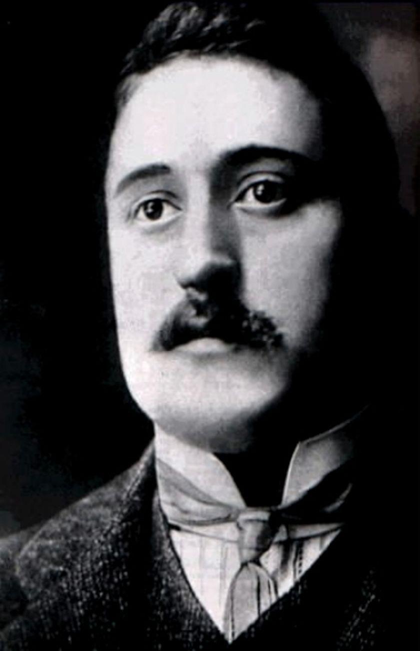 Guillaume Apollinaire attorno al 1910