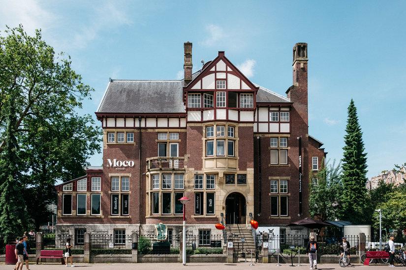 Moco Museum, Amsterdam. Photo Jan Arsenović