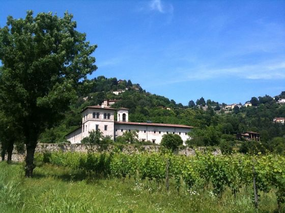 Monastero di Astino. Photo Claudia Zanfi