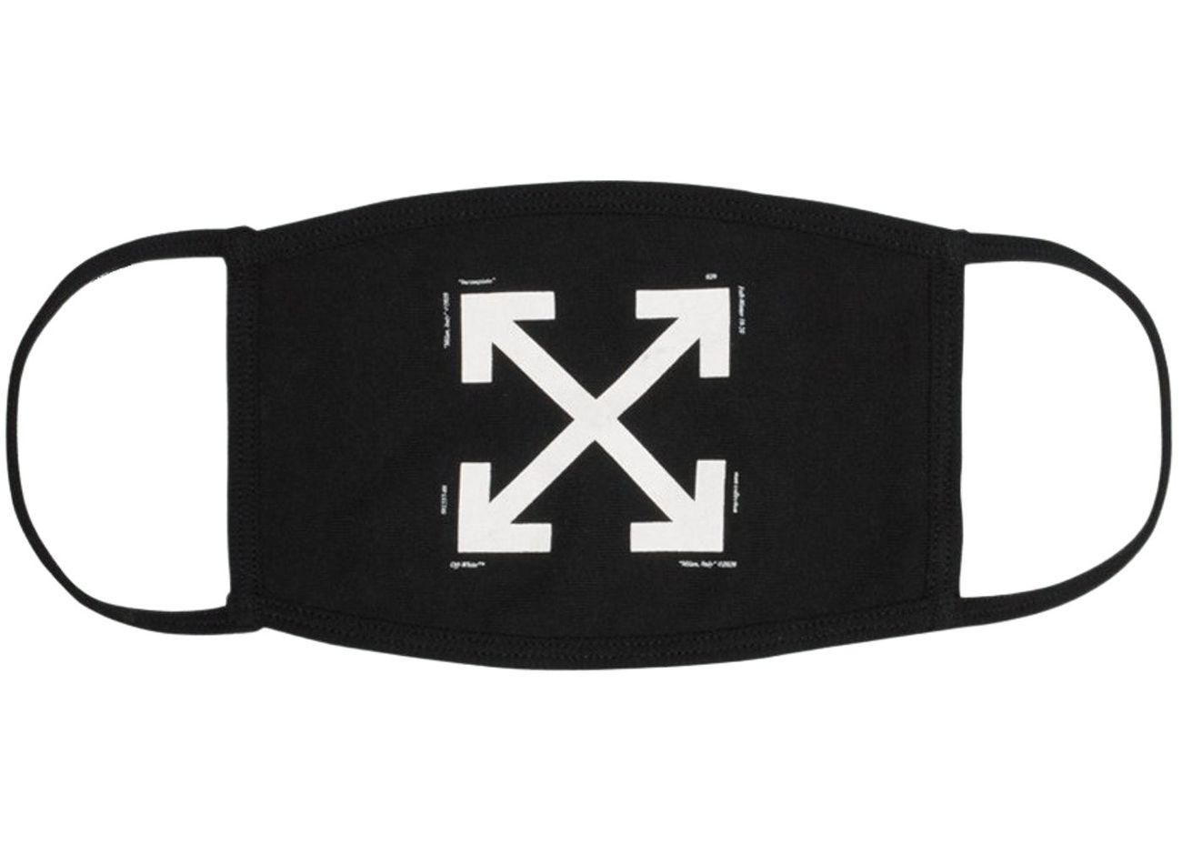 Off White Arrows Face Mask