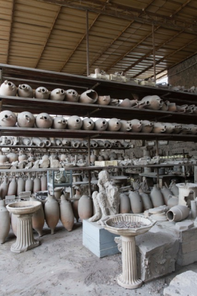 Pompeii Comittment. Materie archeologiche Archaeological Matters
