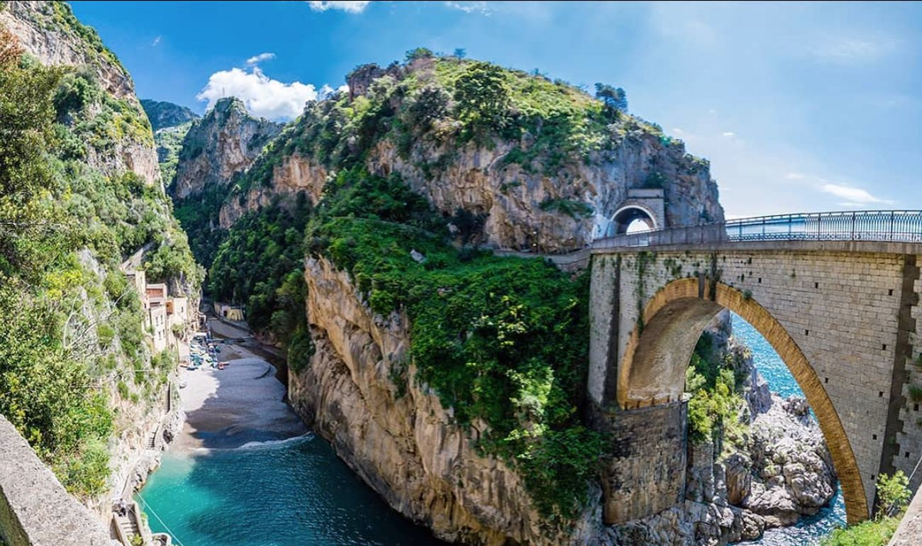 Furore, il paese abbandonato in Costiera Amalfitana | Artribune
