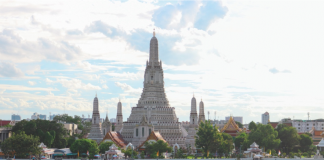 Wat Arun or Temple of Dawn will be one of the venues for BAB 2020