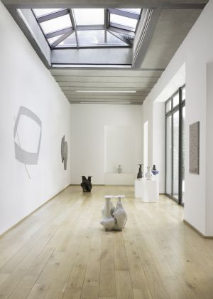 The evolution of things, Officine Saffi, installation view