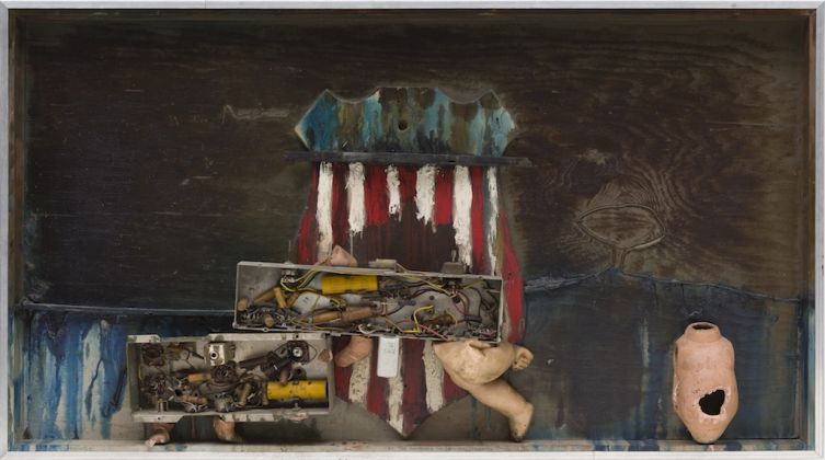 Edward Kienholz, Ore The Ramparts We Watched, Fascinated, 1959