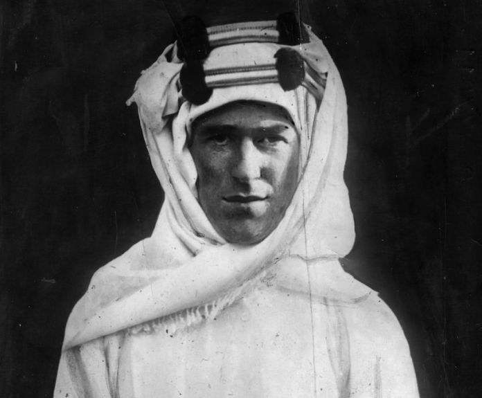 Lawrence d'Arabia. Photo Getty Images