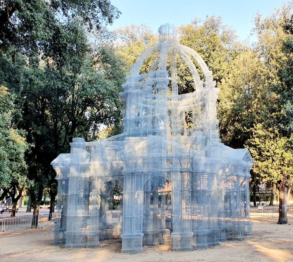 A Roma la mostra Back to Nature a Villa Borghese