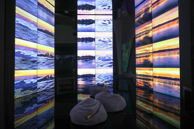 Immaterial - Re material. A Brief History of Computing Art 2020.9.26 2021.1.17 UCCA Beijing - installation view