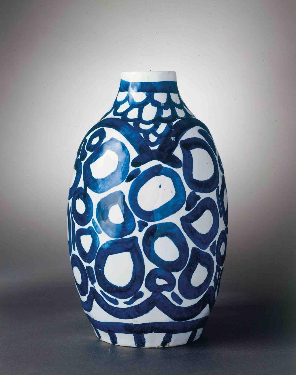André Derain, Senza titolo, 1906 07, ceramica, h. 25.5 cm. Collezione privata © 2020, ProLitteris, Zurich