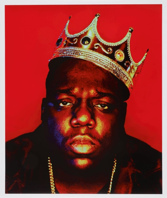 BARRON CLAIBORNE, NOTORIOUS BIG AS THE KONY (KING OF NEW YORK)