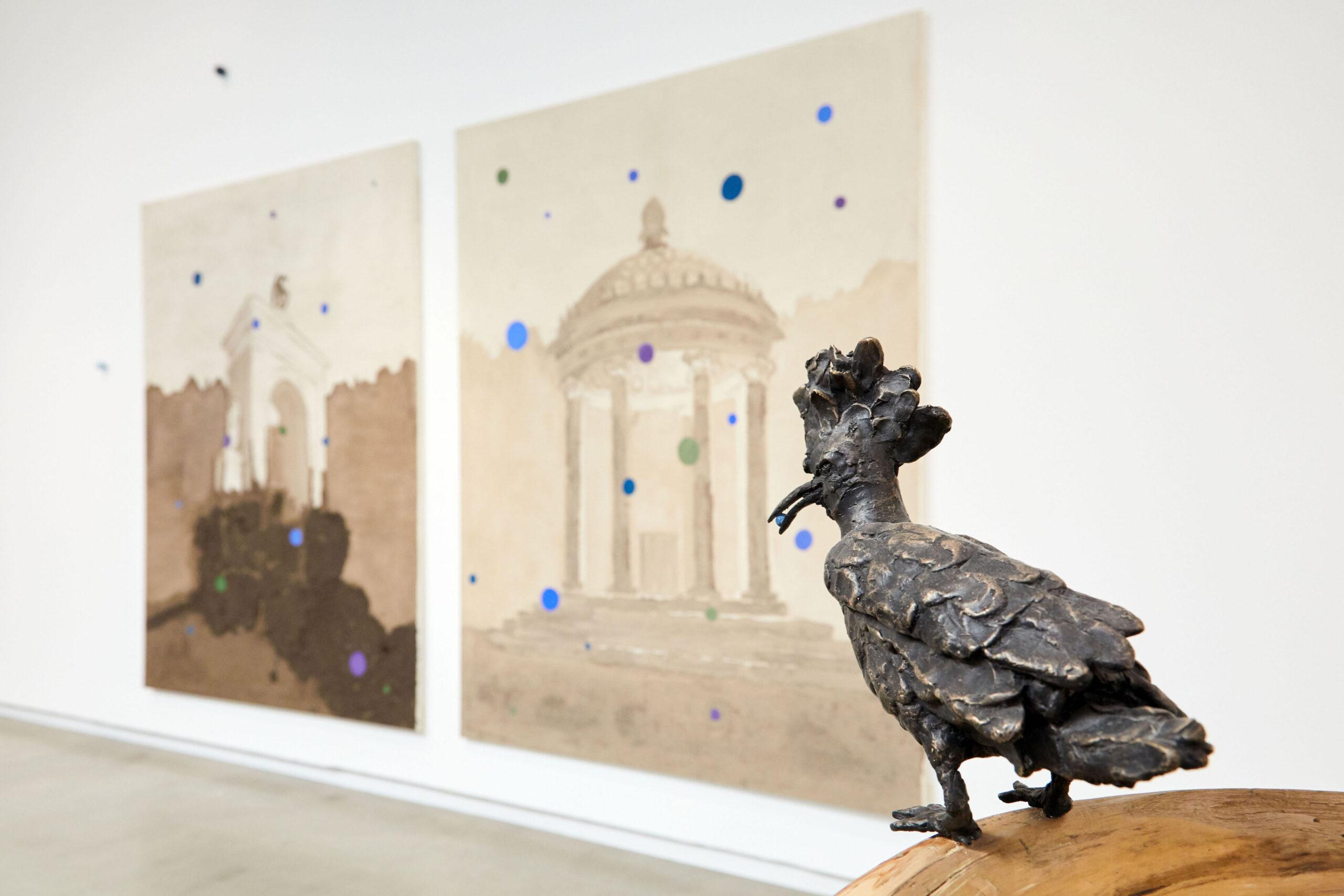 Back to Nature - Benedetto Pietromarchi al Museo BIlotti @Simon d'Exéa
