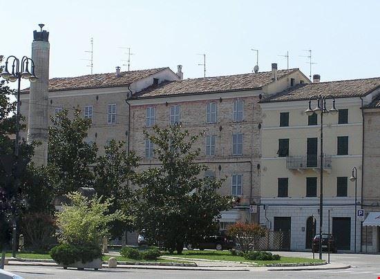 Casa natale di Maria Montessori a Chiaravalle, Ancona