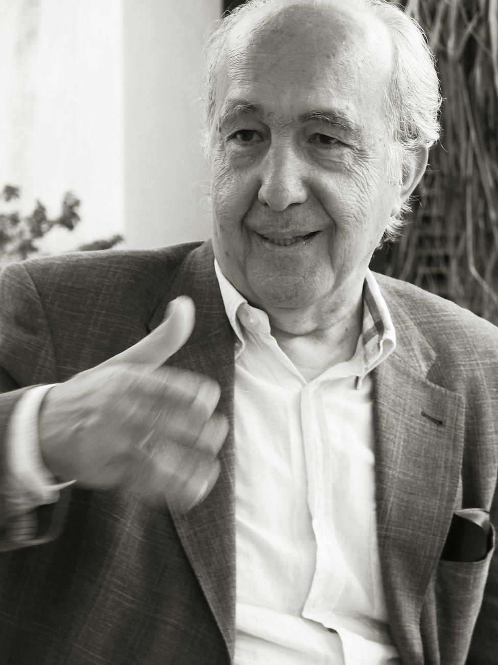 Enrique Irazoqui. Archivio Marcello Faletra