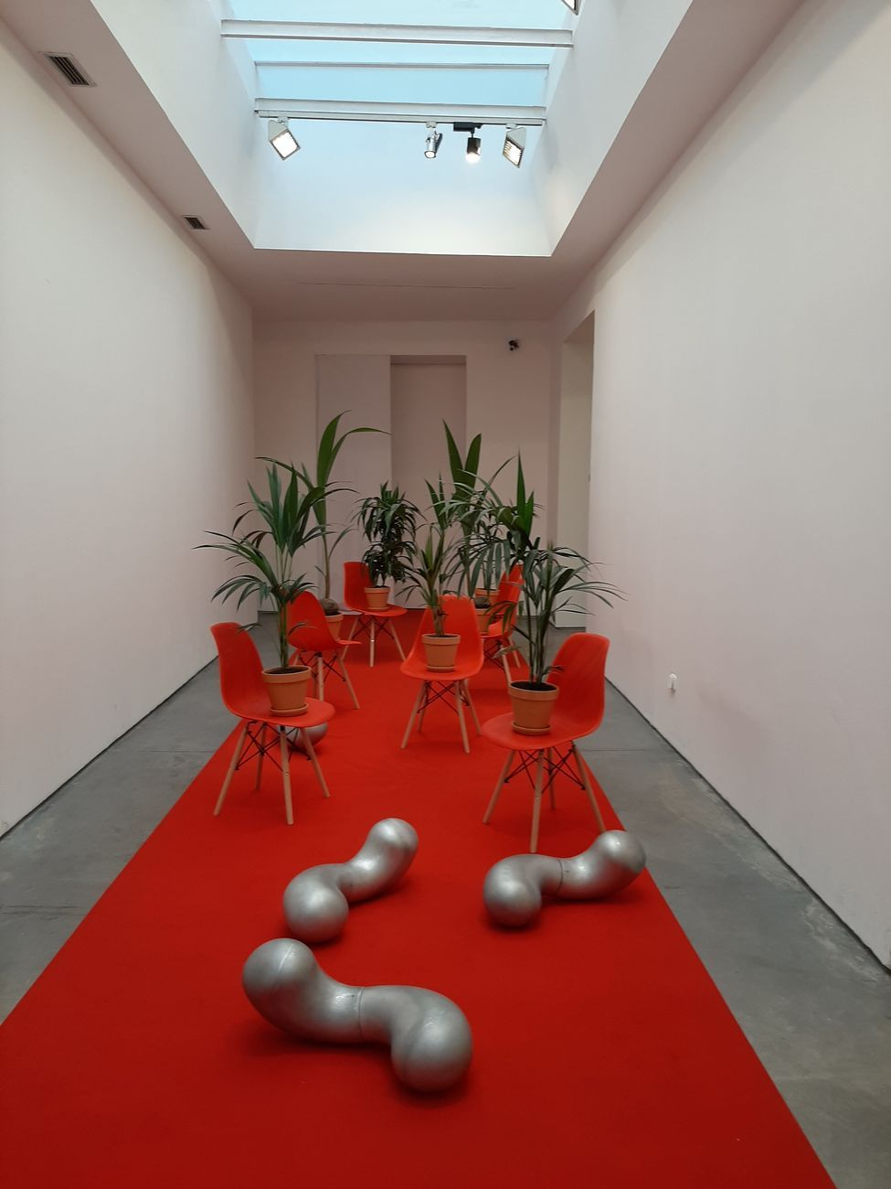 Eugenio Ampudia. Galleria Max Estrella, Madrid 2020
