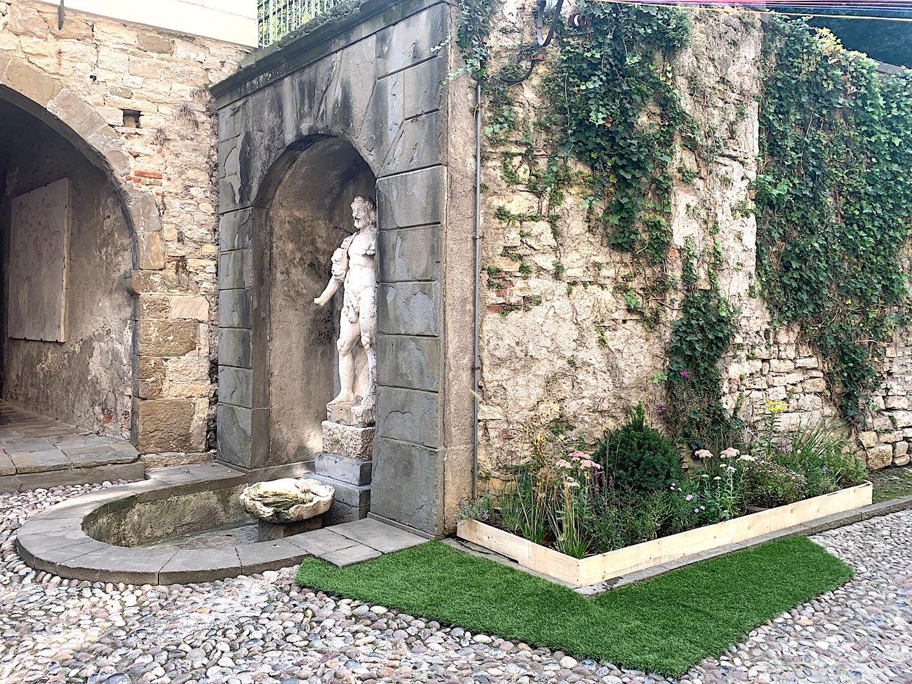 I Maestri del Paesaggio, Bergamo 2020, photo Claudia Zanfi