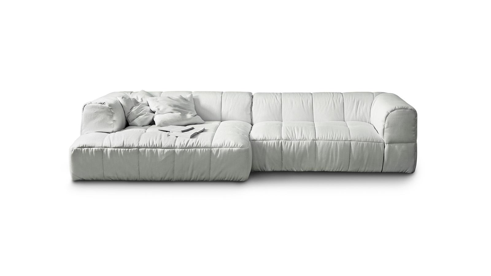 Il divano Strips di Cini Boeri