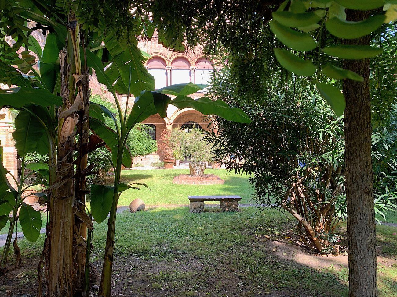 Interno Verde, Ferrara 2020, photo Claudia Zanfi