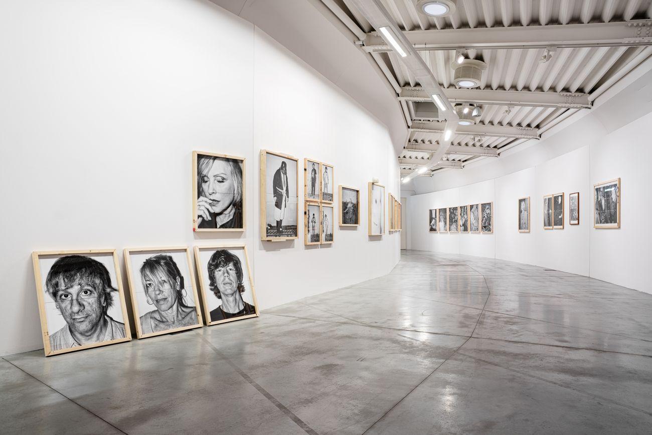 Jacopo Benassi. Vuoto. Exhibition view at Centro Pecci, Prato 2020. Photo © OKNO studio