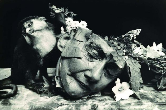 Joel-Peter Witkin, Face of a Woman, Marseilles, 2004