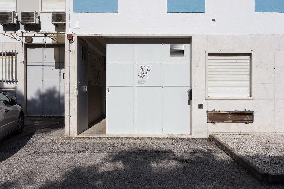 Kunsthalle Lissabon Outdoor. Ph Bruno Lopes