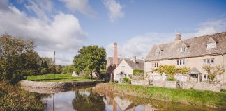 Lower Slaughter, Cheltenham, United Kingdom Ph. Ivy Barn