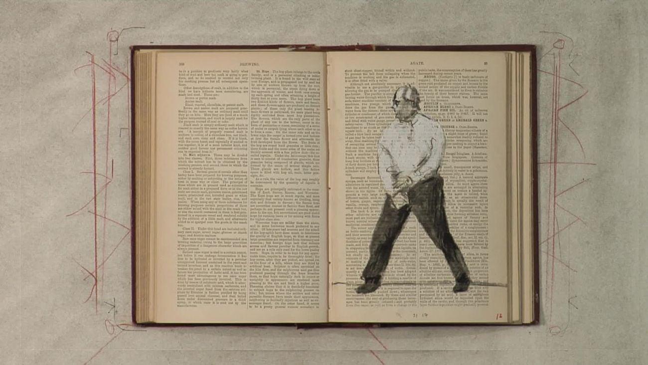 NU 2020. William Kentridge, Tango