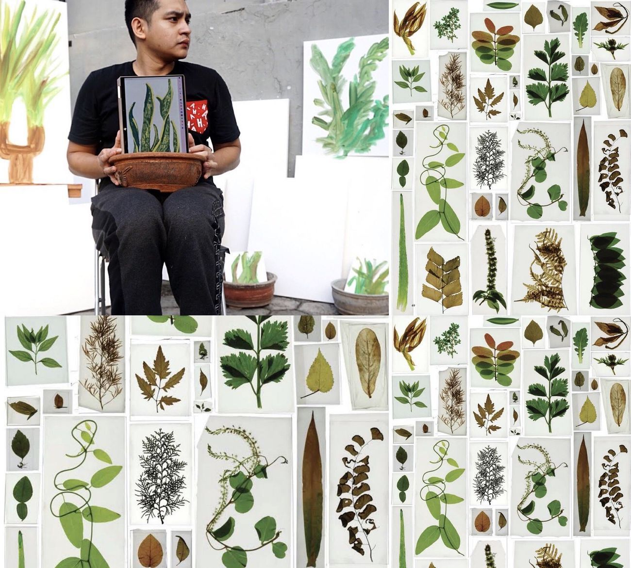 Naufal Abshar, Prisma Garden. Courtesy Ars Elctronica