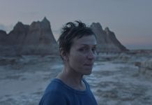 Nomadland Actress Francis McDormand