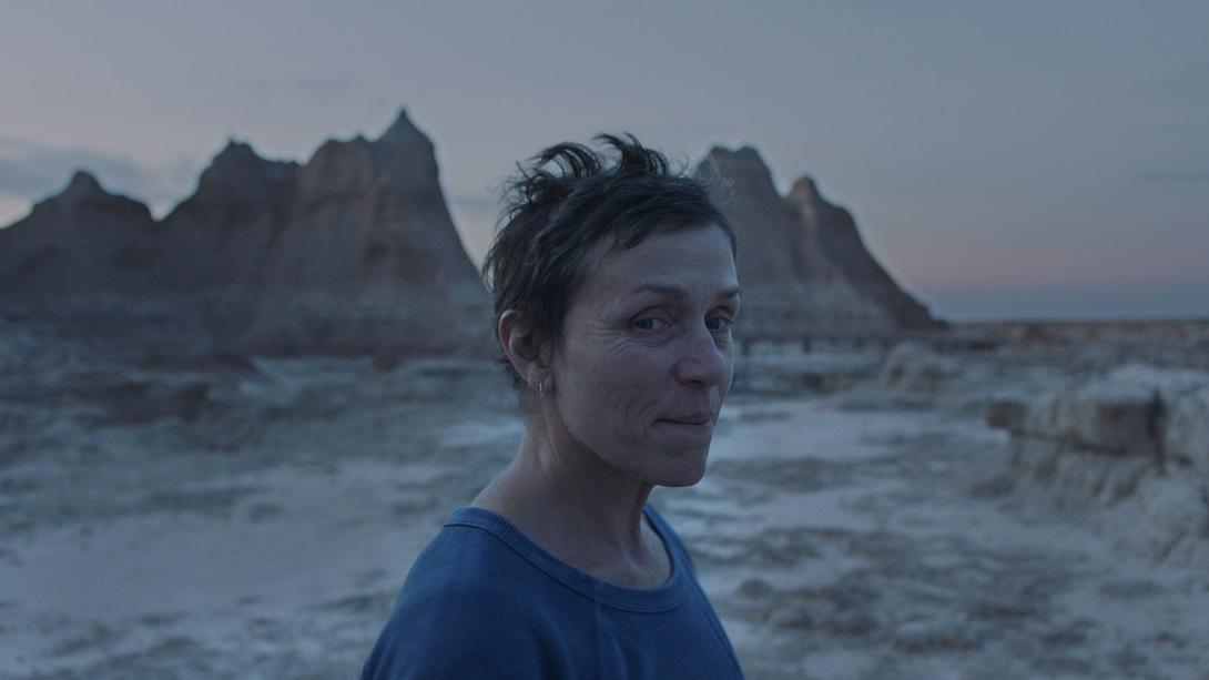 Nomadland Actress Francis McDormand