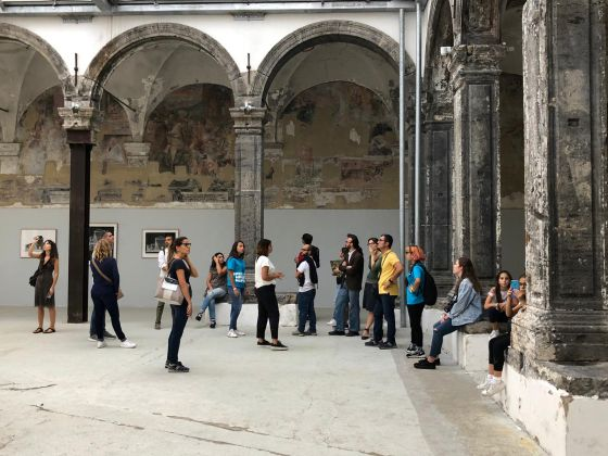 Open House Napoli 2020 Made in cloister