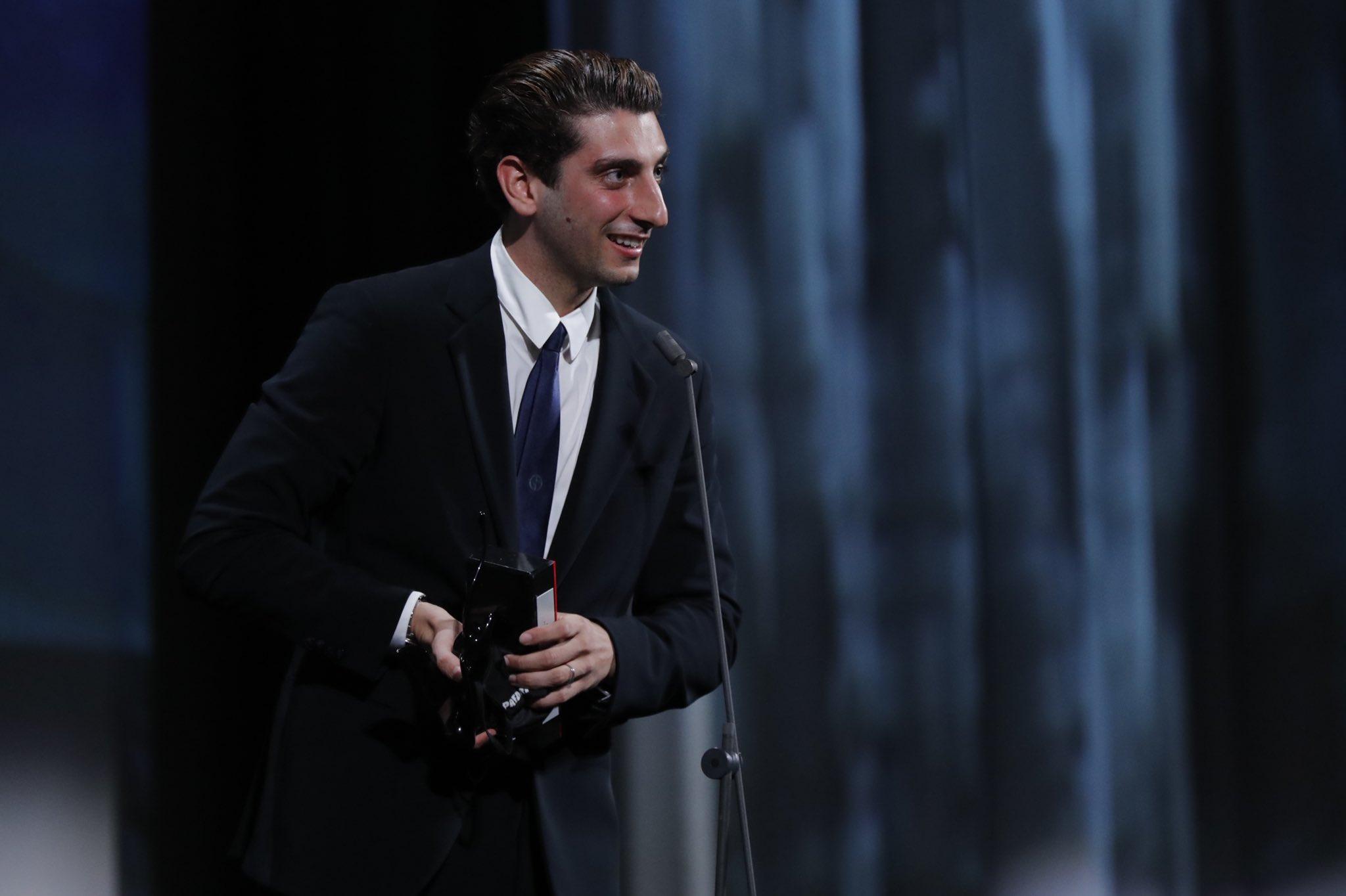 Pietro Castellitto premi