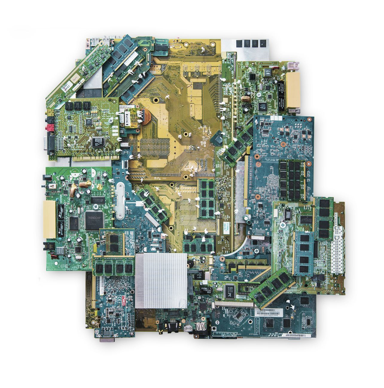 SuperSpatial, Korean Expo Pavilion Dubai 2020 Menzione d'onore. Concept model SuperSpatial