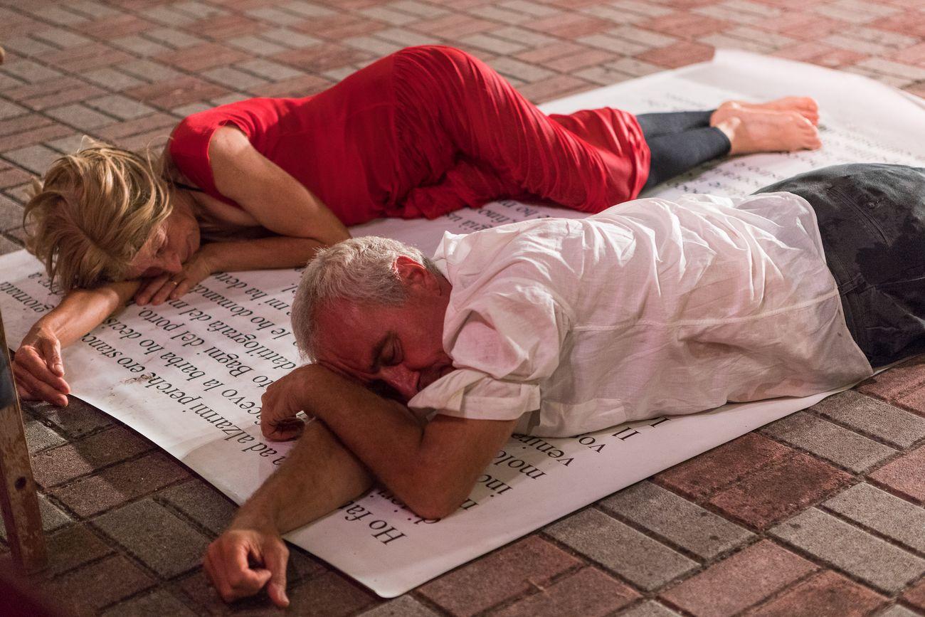 Teatro delle Ariette, Quarticciolo. La vita attorno a un tavolo, 11 settembre 2020