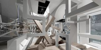 The End of Year Show (EOYS). Courtesy The Irwin S. Chanin School of Architecture