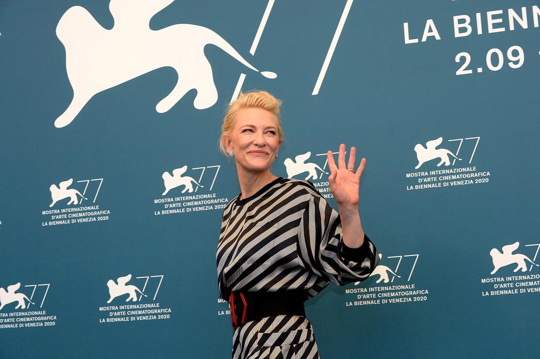 VENEZIA77 Cate Blanchett. Credits La Biennale di Venezia Foto ASAC photo by Giorgio Zucchiatti