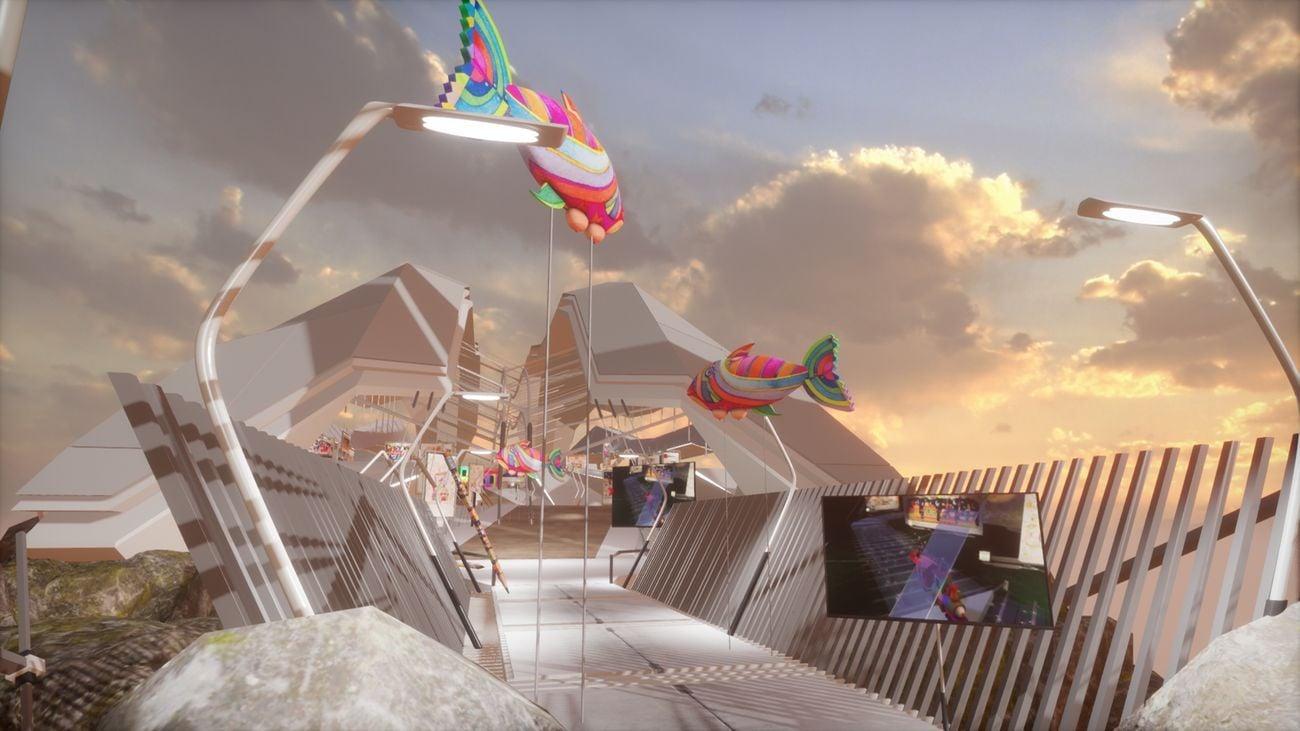 VR CULT Art Gallery