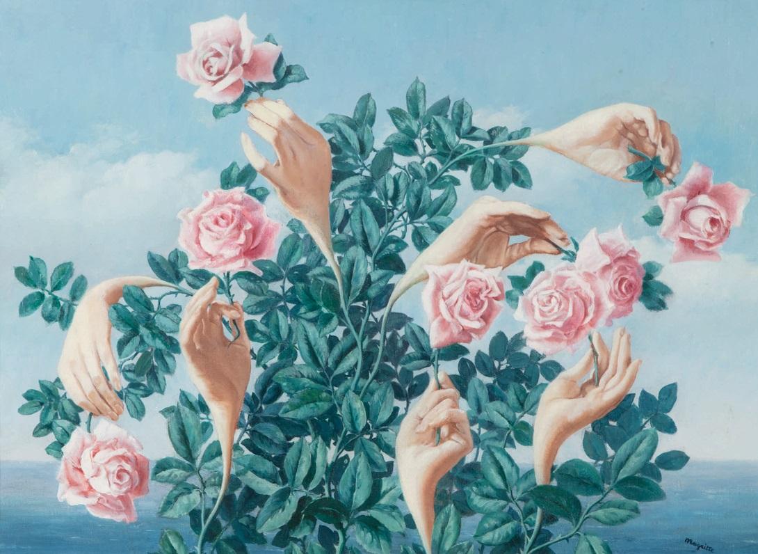 10459 Lot 104 René Magritte, Reverie de Monsieur James