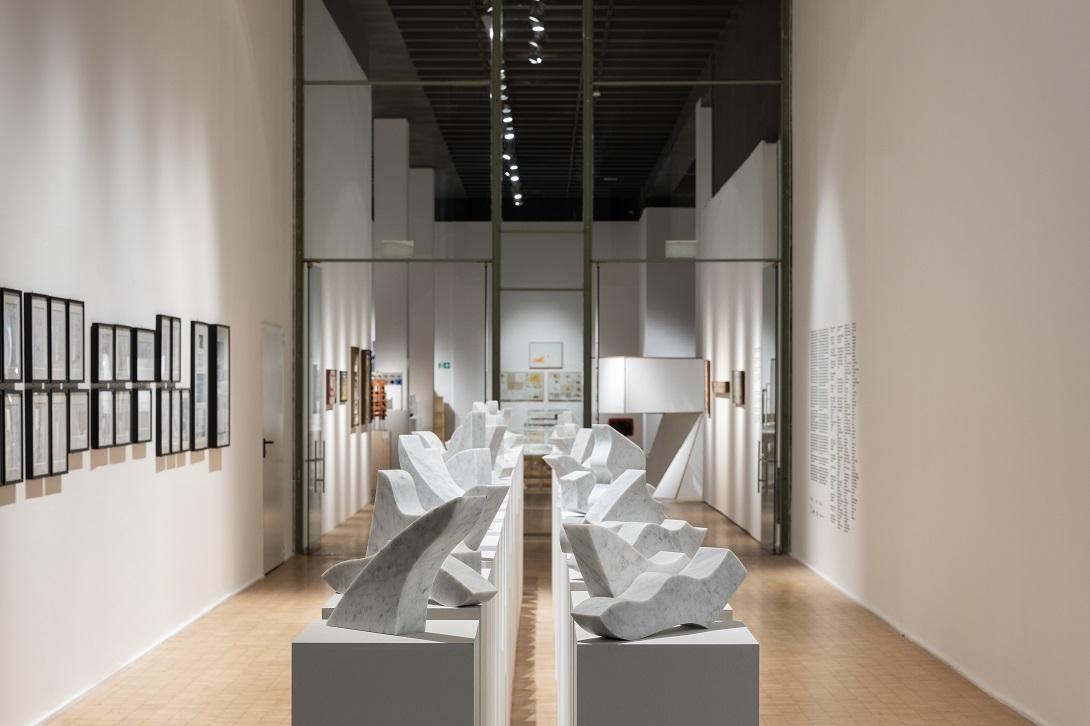 1976 2008, Evaluations, Installation view © Triennale Milano foto Gianluca Di Ioia