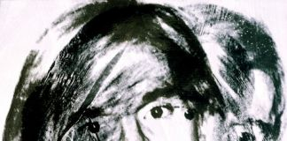 Andy Warhol, Self-Portrait, 1978, acrylic and silkscreen ink on linen, 101.6 x 101.6 cm. Courtesy The Andy Warhol Museum, Pittsburgh; Founding Collection, Contribution The Andy Warhol Foundation for the Visual Arts, Inc. Accession Number: 1998.1.807
