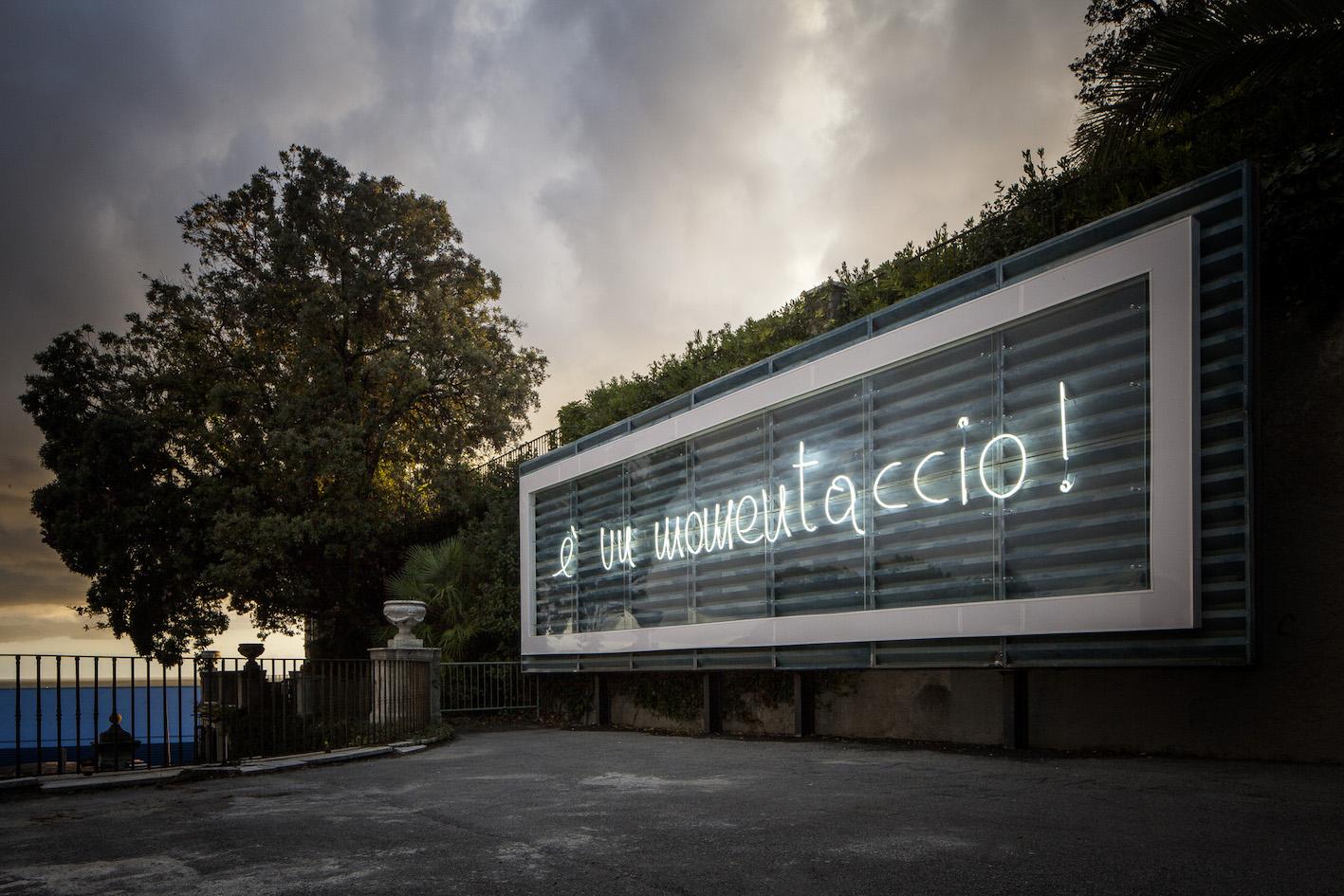 Lia Cecchin – Una città cancella, l'altra scrive - ph. Andrea Bosio