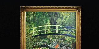 Banksy, Show me the Monet, Sotheby's