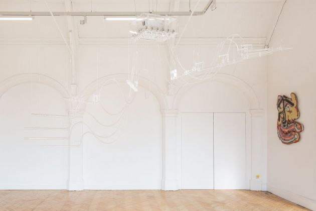 Cerith Wyn Evans, Composition of 12 Flutes, 2015 © Cerith Wyn Evans & White Cube