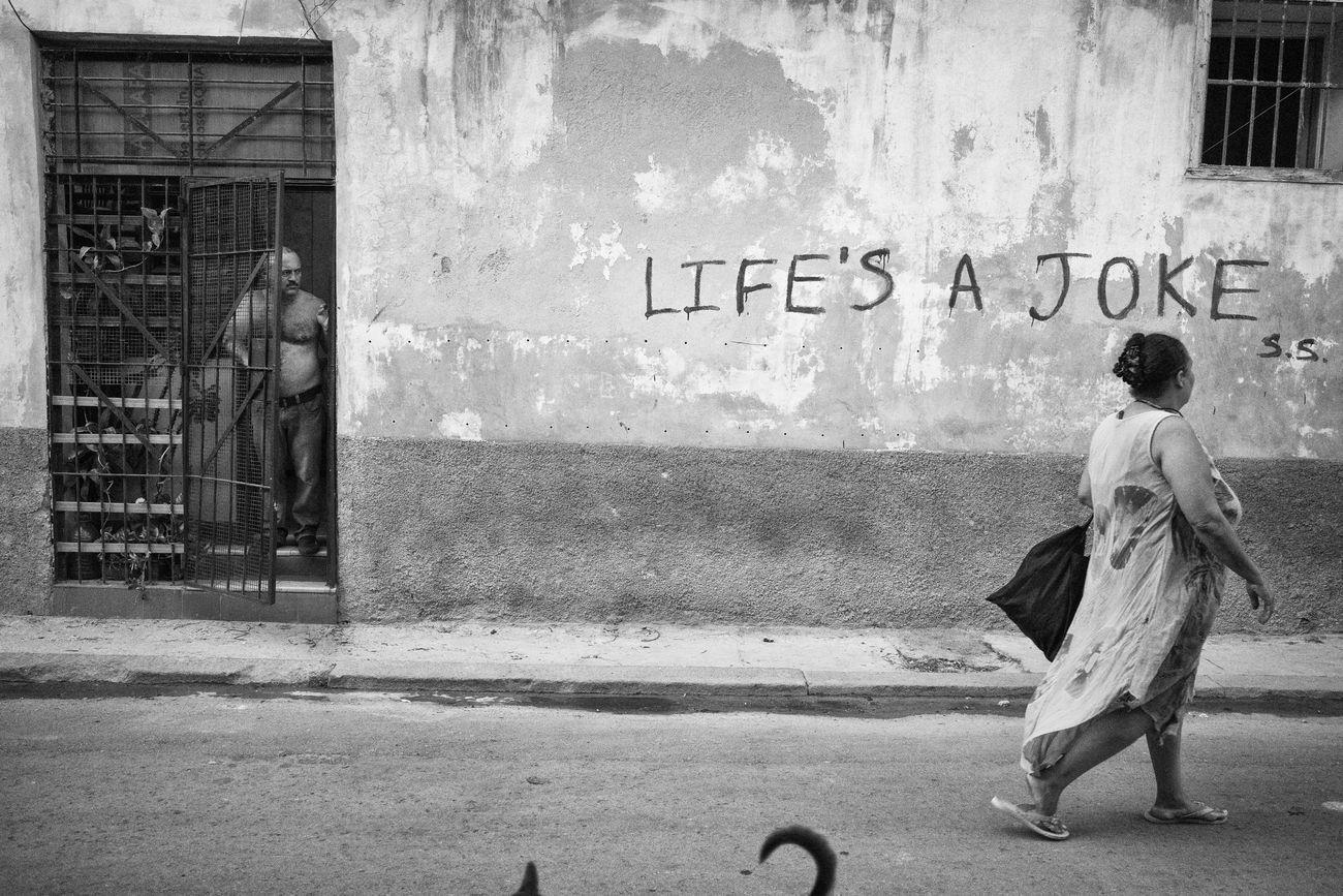 Eolo Perfido Street Photography, Havana