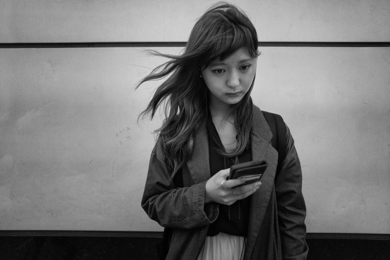 Eolo Perfido Street Photography, Tokyo