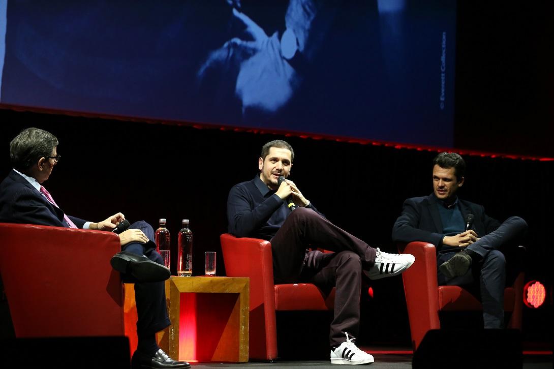 Gabriele Mainetti Incontro ravvicinato, 15th Rome Film Festival 2020